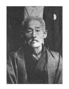 Kanryō Higaonna (Higashionna) (1851-1915)