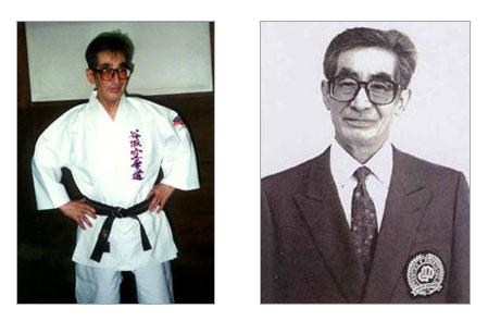 Chōjirō Tani (1921-1998) - (谷 長治郎 Tani Chōjirō)