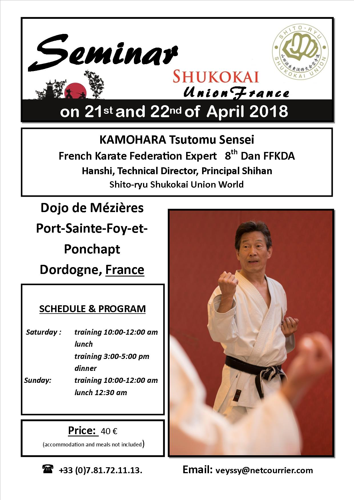 kamohara-sensei-seminars-france-2018