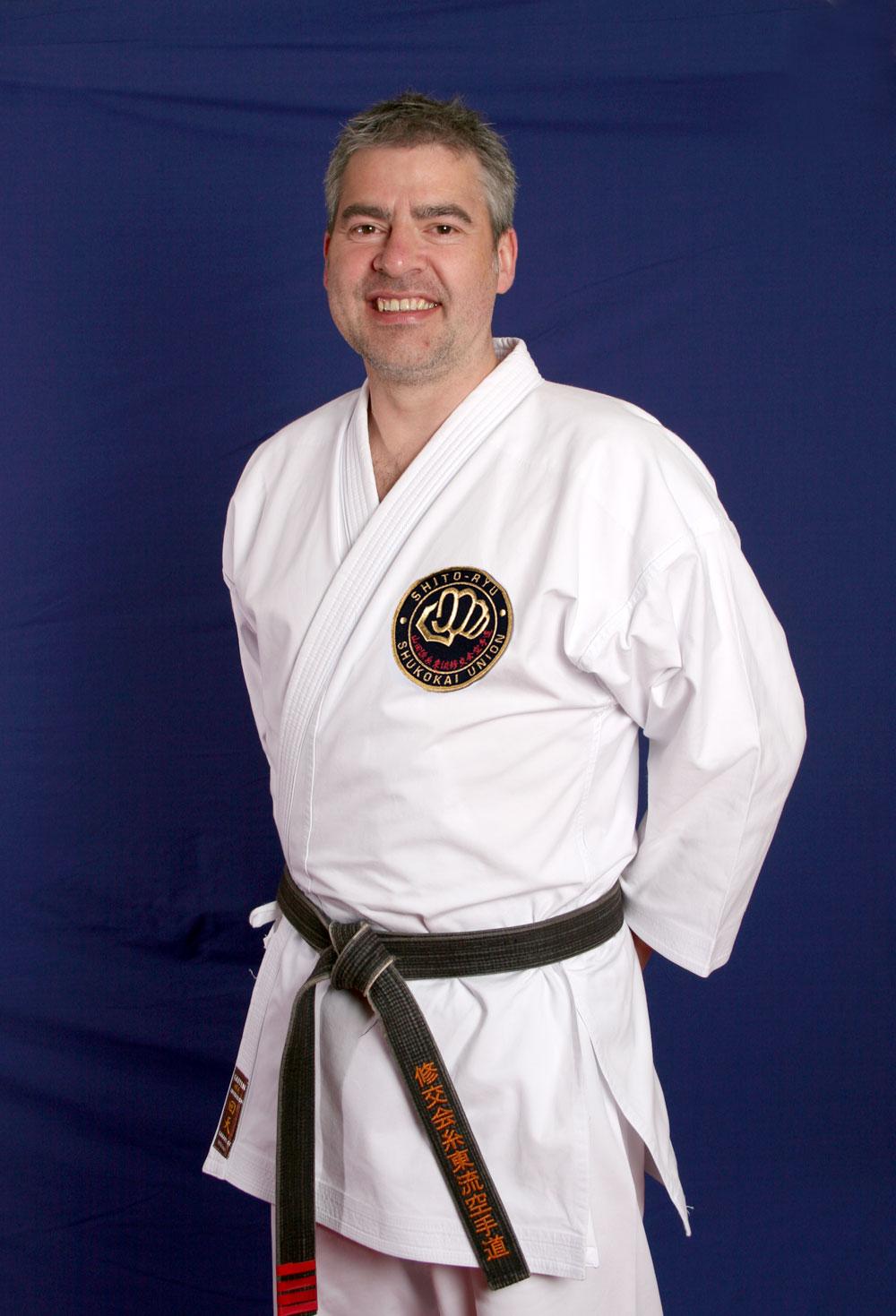 Paul Lomax (4th Dan)