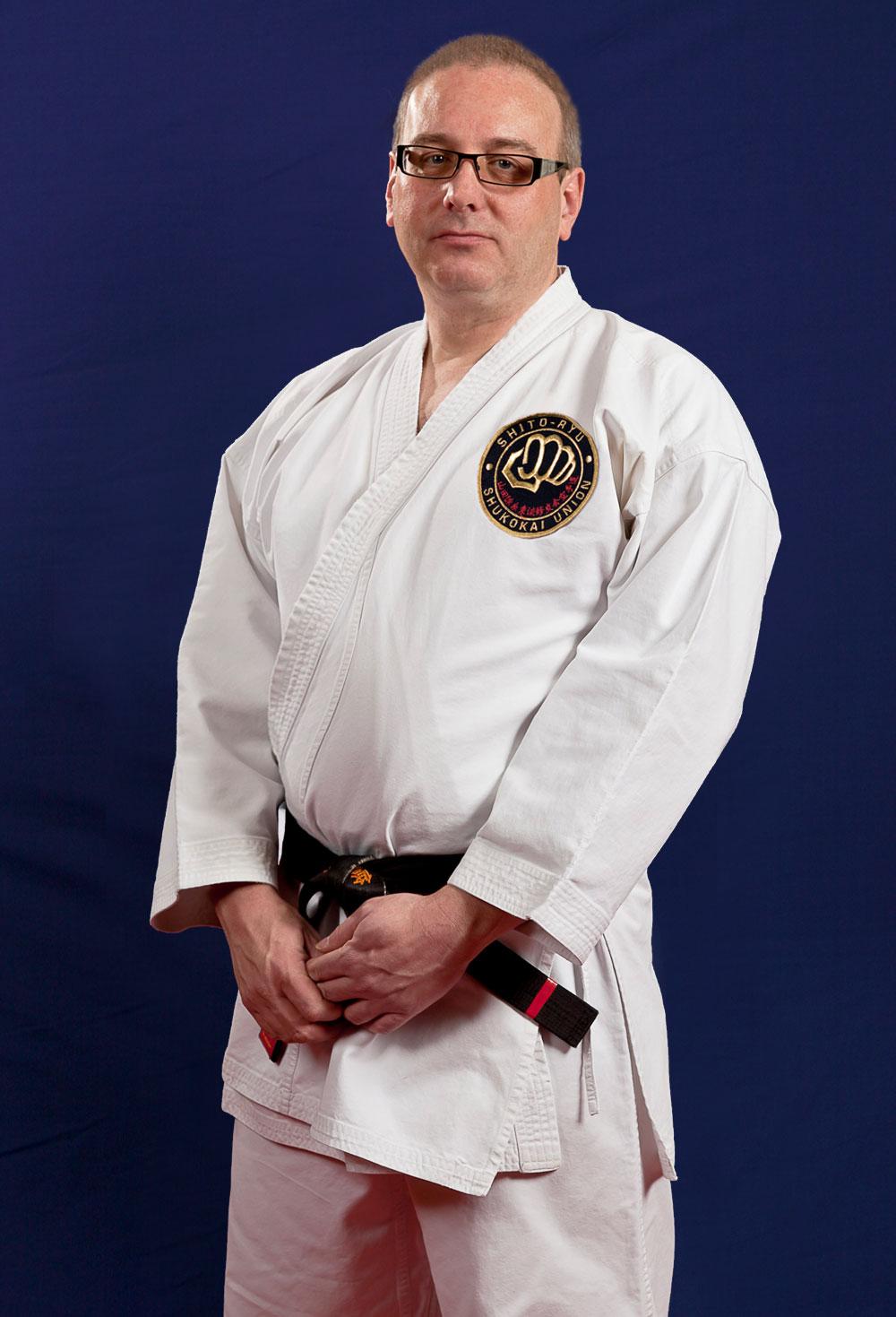 Chris Denny (1st Dan)